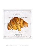 Croissant Fine Art Print