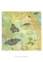 Butterflies I Framed Print