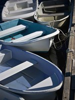 Row Boats IV Fine Art Print