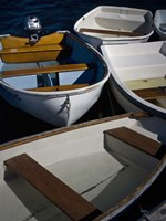 Row Boats V Fine Art Print