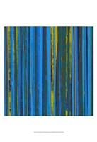 Royal Stripes I Fine Art Print