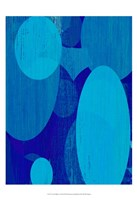 Ocean Ellipses I Fine Art Print