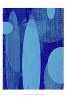 Ocean Ellipses II Fine Art Print