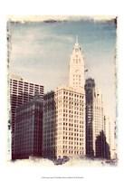 Chicago Vintage II Fine Art Print