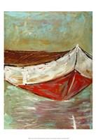 Canoe I Fine Art Print