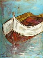 Canoe II Fine Art Print