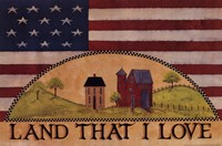 Land That I Love Fine Art Print