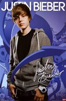 Justin Bieber - Arrows Framed Print