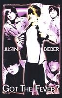 Black Light - Justin Bieber Wall Poster