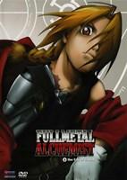 Fullmetal Alchemist 9 Wall Poster