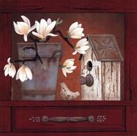 Magnificent Magnolias Fine Art Print