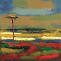 Gold Coast I Fine Art Print