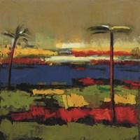 Gold Coast II Fine Art Print