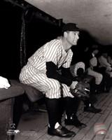 Lou Gehrig Posed Fine Art Print