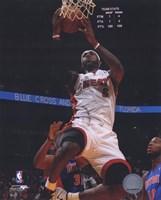 LeBron James 2010-11 Action Fine Art Print