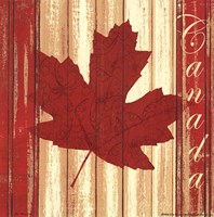 Canada Framed Print