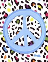 Leopard Peace Fine Art Print