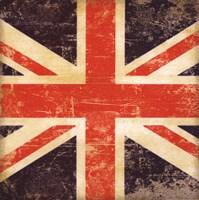 British Flag Fine Art Print