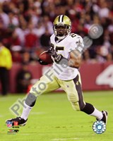Reggie Bush 2010 Action Fine Art Print