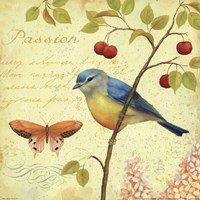 Garden Passion IV Fine Art Print
