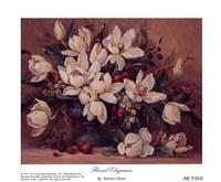 Floral Elegance Fine Art Print