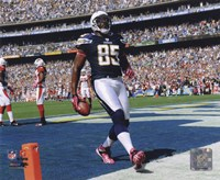 Antonio Gates 2010 Action Fine Art Print