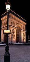 Paris Nights I Fine Art Print