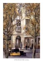 217 Barcelona Framed Print
