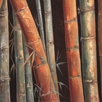 Caribbean Bamboo II Fine Art Print