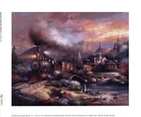 Maryland Mountain Express Fine Art Print