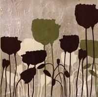 Floral Simplicity I Framed Print