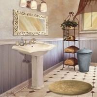 Sundance Bath II Fine Art Print