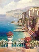 Mediterranean Sunlight Fine Art Print