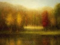 Autumn Grace Fine Art Print