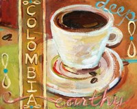 Columbia Fine Art Print