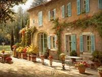La Maison d'Emmeline Fine Art Print