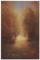 Path of Gold Fine Art Print