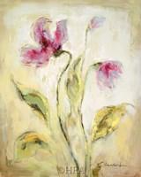 Petals I Framed Print