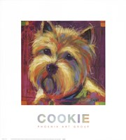 Cookie Fine Art Print