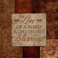 Love of a Family Fine Art Print