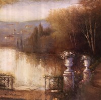 Florentine Lakeshore Fine Art Print