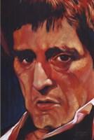 Pacino Framed Print