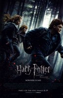 Harry Potter and the Deathly Hallows: Part I Wall Poster
