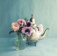 Pastel Tea Fine Art Print