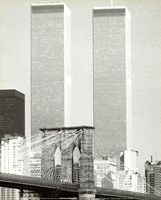 World Trade Center Fine Art Print