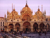 St Marks Cathedral Fine Art Print