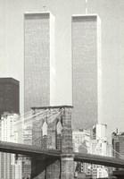 World Trade Center Photo Fine Art Print