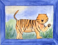 Tiger Fine Art Print