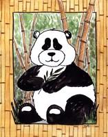 Panda Fine Art Print