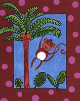 Monkey See Fine Art Print